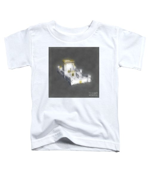 Temple Of Solomon Toddler T-Shirt