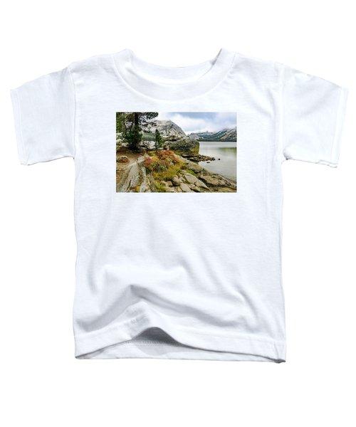 Tenaya View Toddler T-Shirt