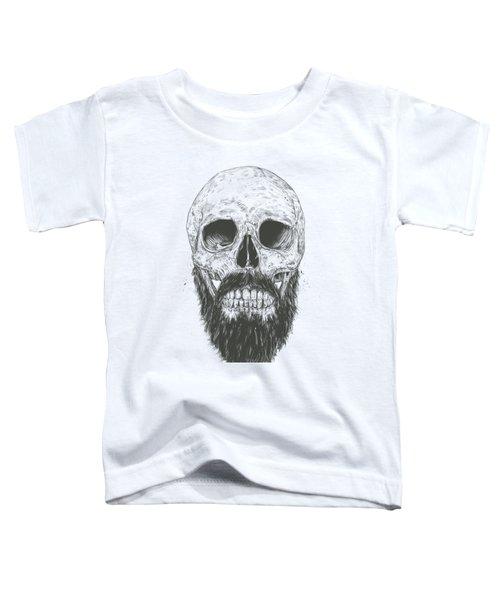 The Beard Is Not Dead Toddler T-Shirt