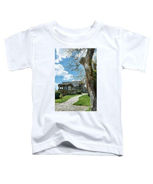 The Castle Of Villamarin Toddler T-Shirt