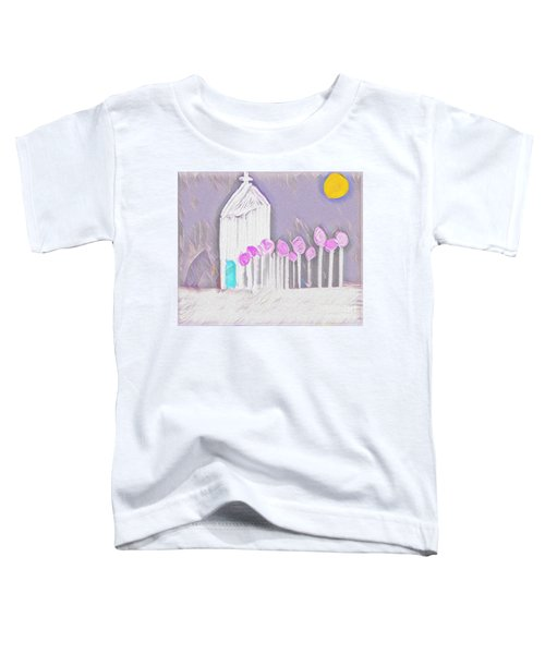 The Chapel Toddler T-Shirt