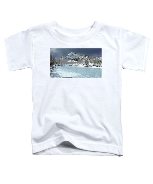 The Courtship Of Ice Toddler T-Shirt