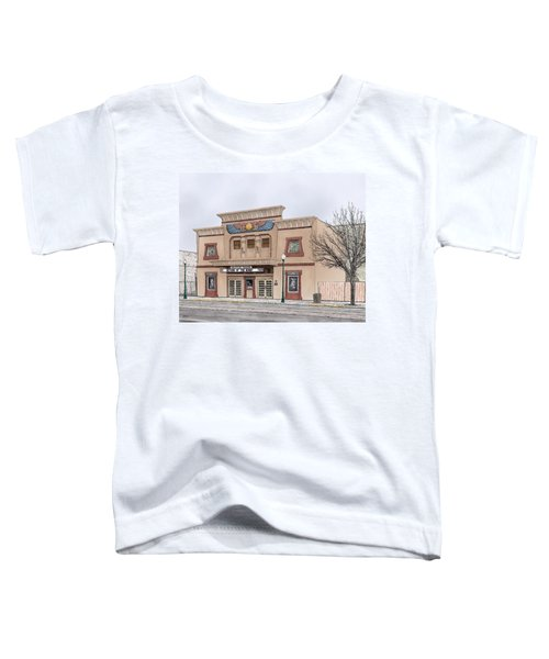 The Egyptian Theatre Toddler T-Shirt