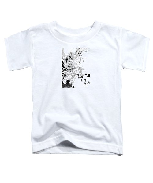 The Eye In The Sky Aka The I In The Sky Toddler T-Shirt