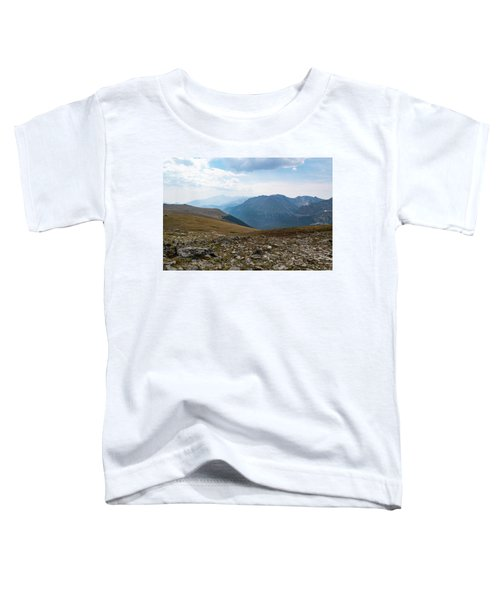 The Rocky Arctic Toddler T-Shirt