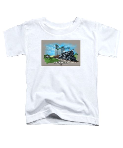 The Ross Elevator Sentinel Of The Plains Toddler T-Shirt