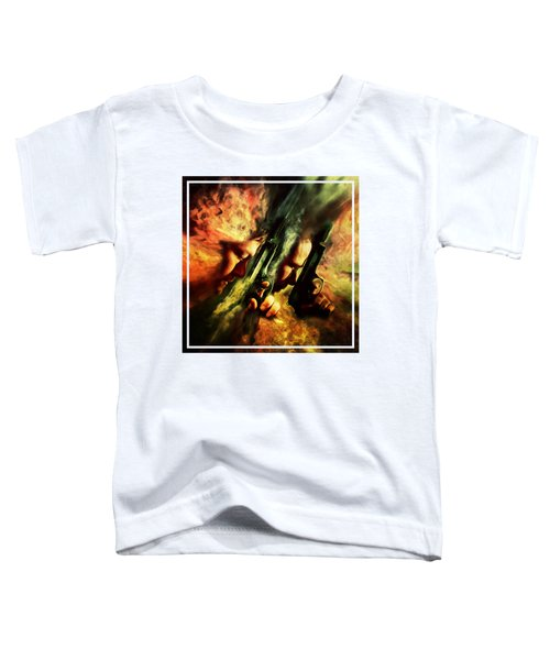 The Sandstorm Saints Toddler T-Shirt