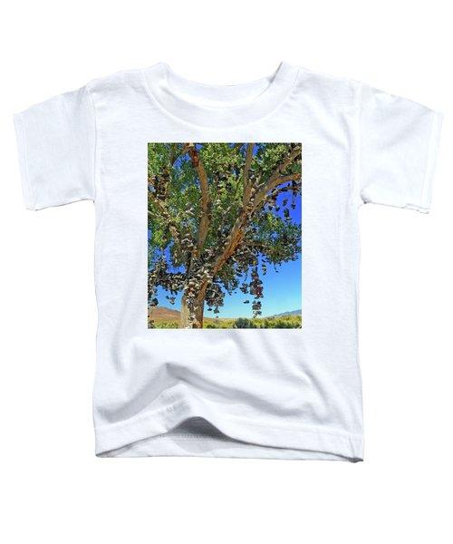 The Shoe Tree Toddler T-Shirt