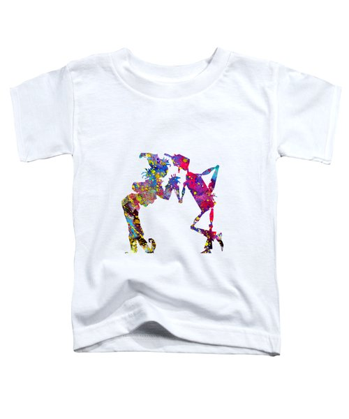 Tin Woodman And Scarecrow Toddler T-Shirt