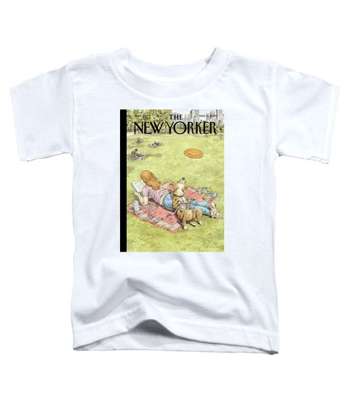 To Fetch Or Not To Fetch Toddler T-Shirt