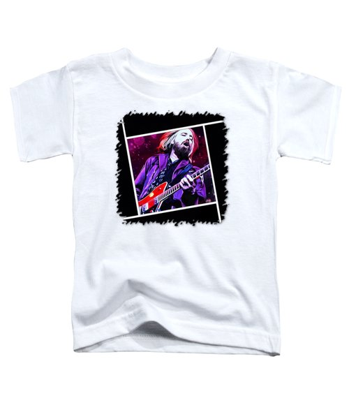 Tom Petty Painting Toddler T-Shirt