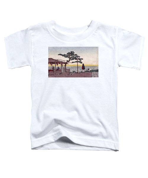 Top Quality Art - Mount Atago Toddler T-Shirt