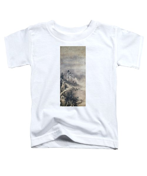 Top Quality Art - Mountain And Water #1 Toddler T-Shirt