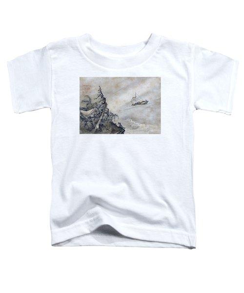 Top Quality Art - Storm Toddler T-Shirt