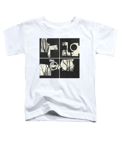 Torn Beauty No. 3 Toddler T-Shirt