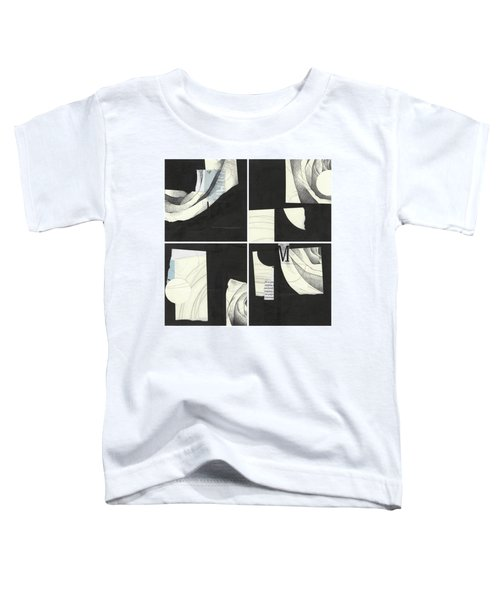 Torn Beauty No. 4 Toddler T-Shirt