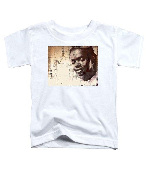 Tracy Chapman Toddler T-Shirt