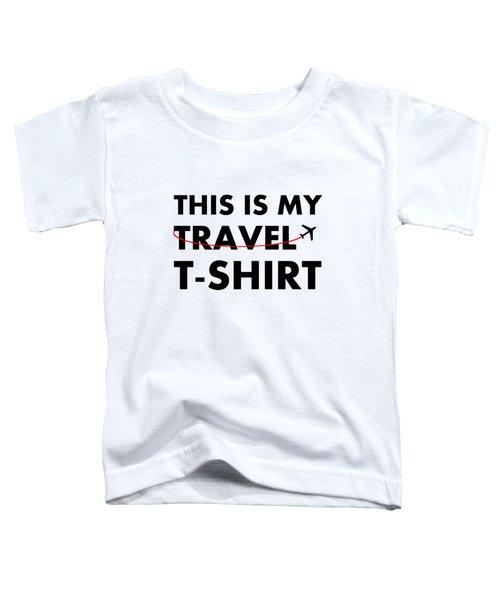 Travel Tee 2 Toddler T-Shirt