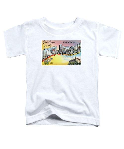 Trenton Greetings Toddler T-Shirt
