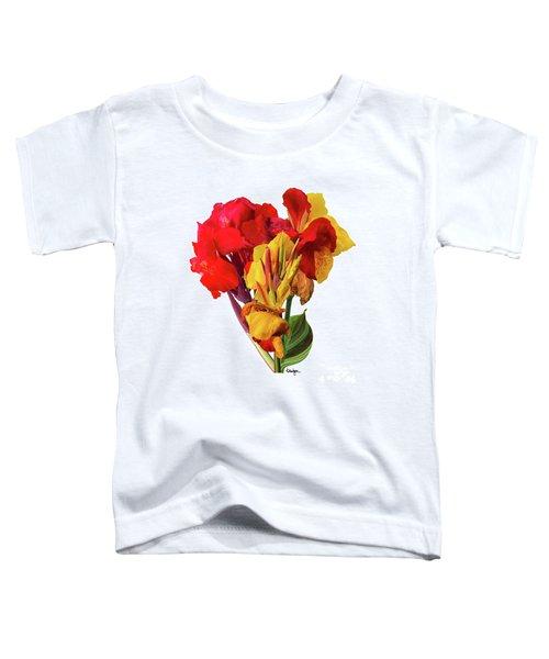 Tropical Bouquet Toddler T-Shirt