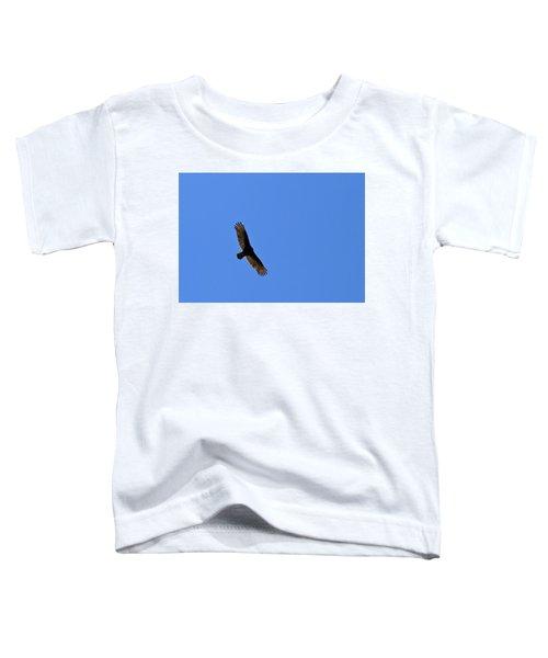 Turkey Vulture Soaring Toddler T-Shirt