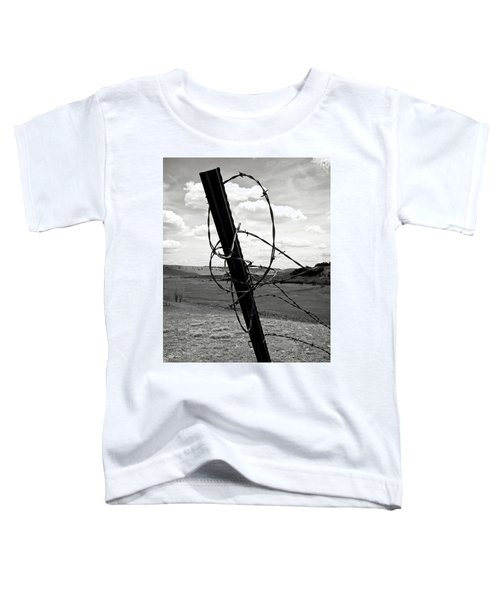 Toddler T-Shirt featuring the photograph Twisted by Carl Young