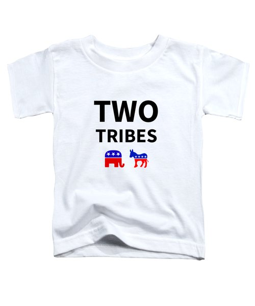 Two Tribes Toddler T-Shirt