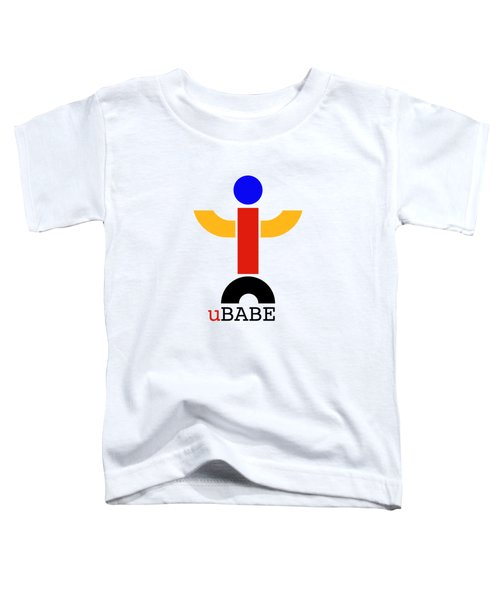 uBABE Boy Toddler T-Shirt