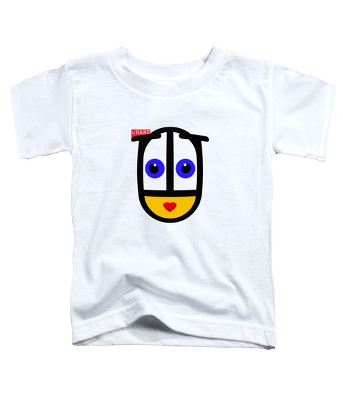 uBABE Face Toddler T-Shirt