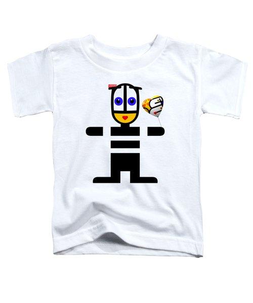 uBABE Love Balloon Toddler T-Shirt