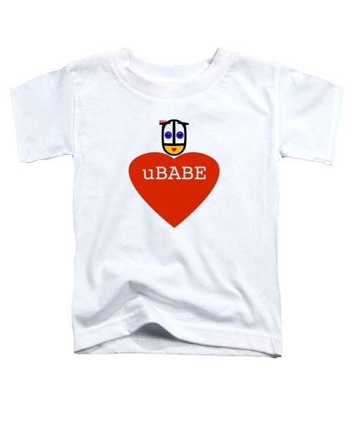 uBABE Love Toddler T-Shirt