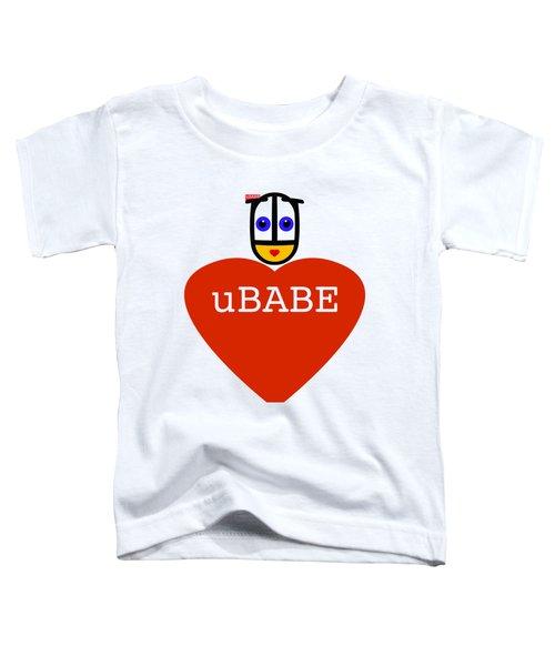 uBABE Love Toddler T-Shirt