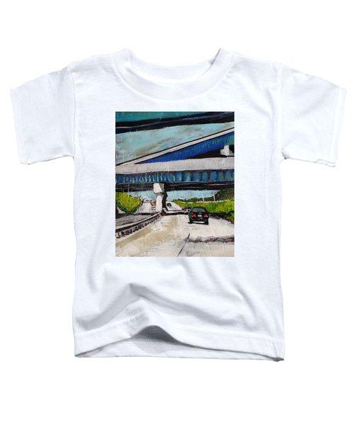 Underpass Z Toddler T-Shirt