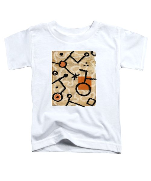 Unicycle Toddler T-Shirt