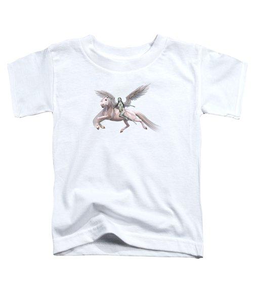 Valkyrie Angel Toddler T-Shirt