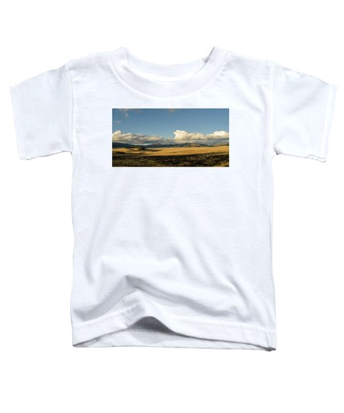 Valles Caldera National Preserve II Toddler T-Shirt