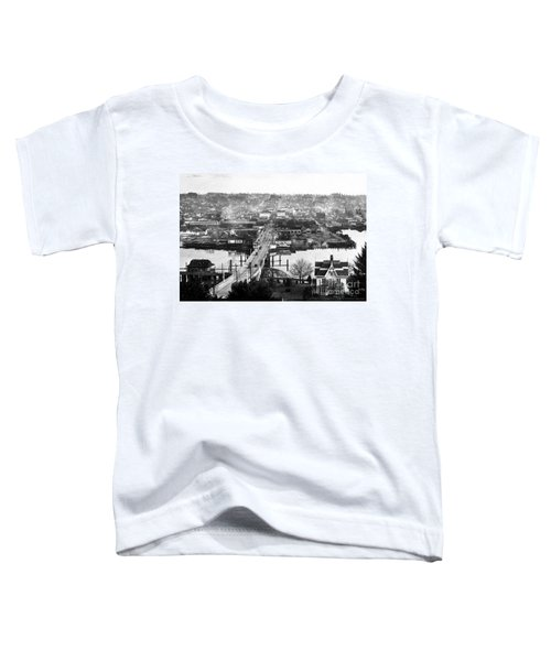 View East Over Olympia 1921 Toddler T-Shirt