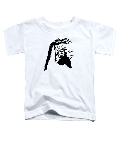 Viking Profile Toddler T-Shirt