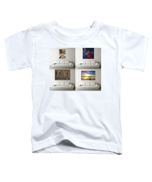 Wall Art Samples Toddler T-Shirt