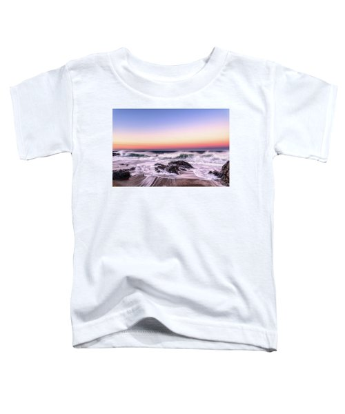 Wave Action Toddler T-Shirt