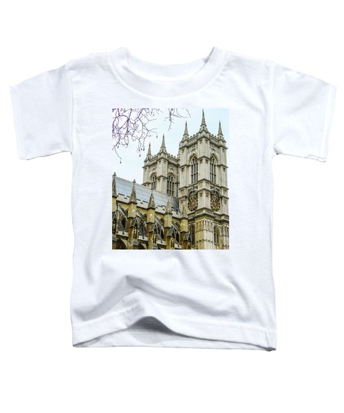 Westminster Abbey Toddler T-Shirt