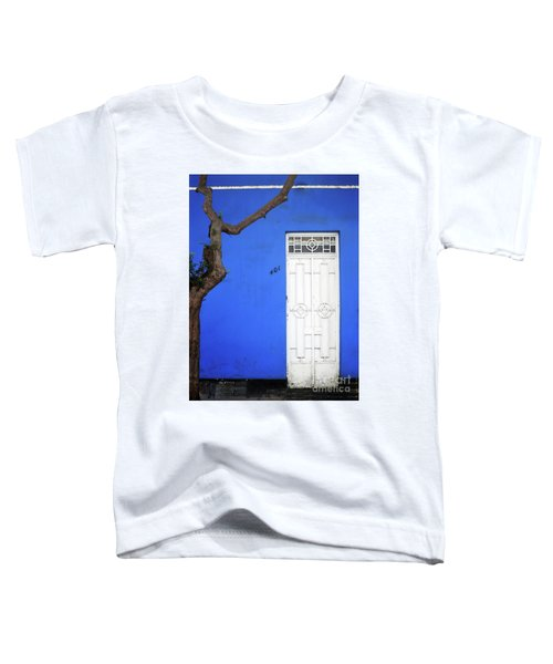 When A Tree Comes Knocking Toddler T-Shirt