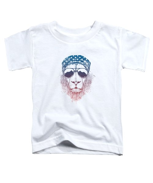 Wild Lion II Toddler T-Shirt