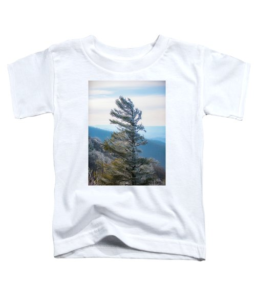 Wind Shaped Toddler T-Shirt