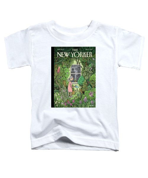 Winter Garden Toddler T-Shirt
