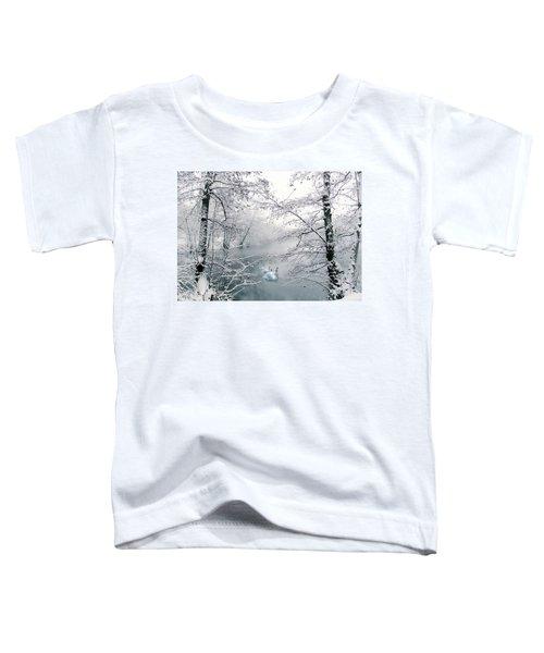 Winter Journey Toddler T-Shirt
