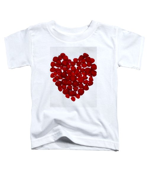With All My Hearts 2 Toddler T-Shirt