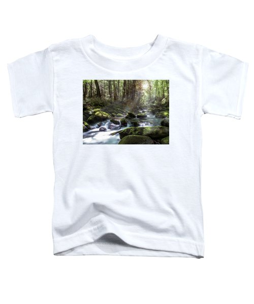 Woodland Falls Toddler T-Shirt