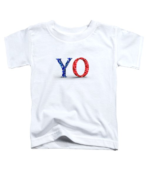 Y O Toddler T-Shirt