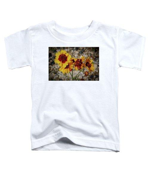 Yellow Wildflowers Toddler T-Shirt